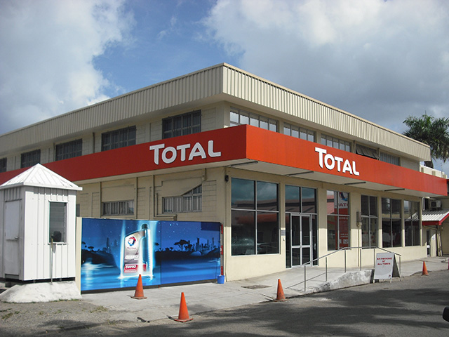 Total HQ - Walu Bay